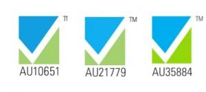 ARCTick logos