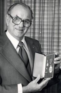 Allan Coombs OAM